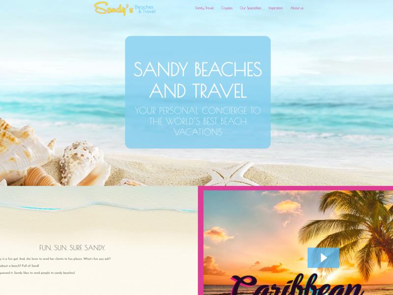 Sandy Theme