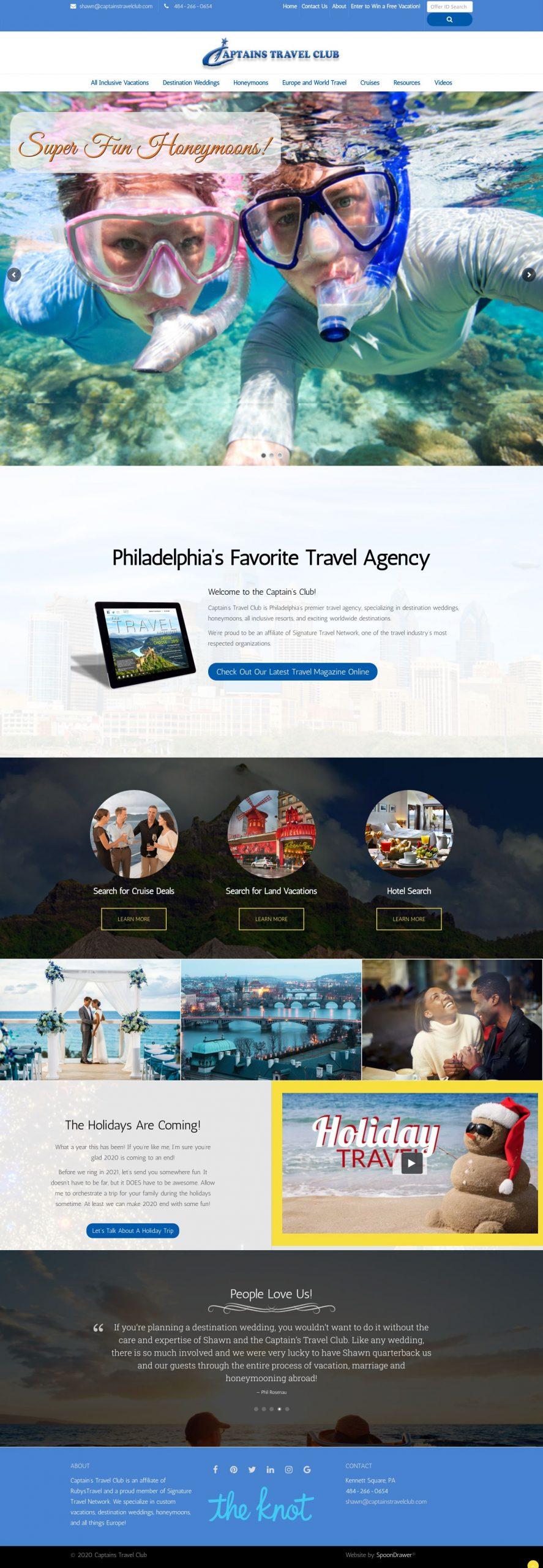 Customizing Your Homepage